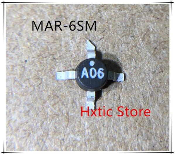 10PCS MAR-6SM MAR-6 MAR6SM MARKING A06 SMT-86 IC