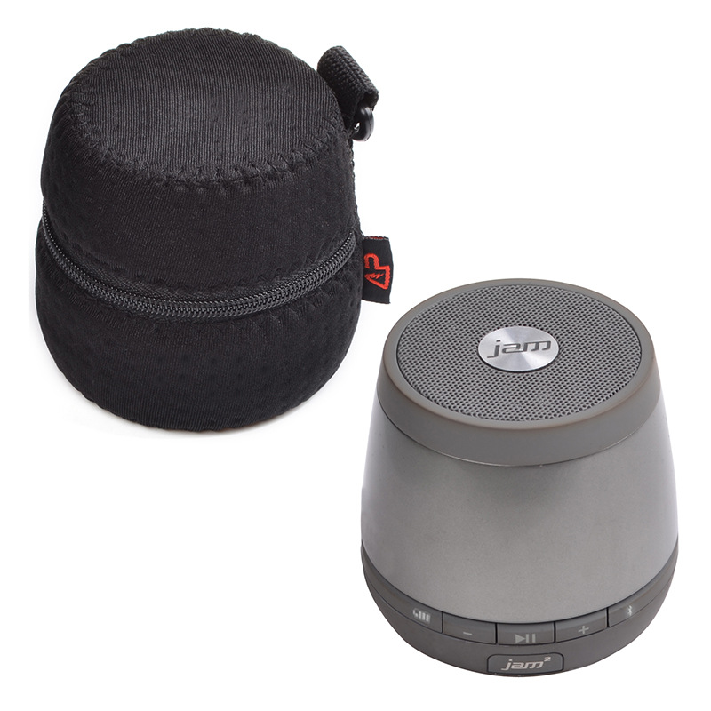 JAM Plus Jam10 Portable Bluetooth Wireless Speaker Carrying Case