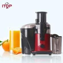 ITOP Multifunctional Electric Juicer Fruits Vegatable Blender For Orange Lemon Fruit Squeezer Commercial Juice Extractor