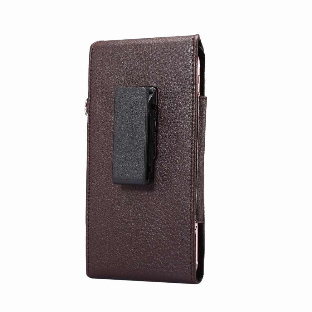 Чехол для телефона чехол 360 градусов Вращение Дизайн кобура вертикальный с зажимом на талии чехол для LG G2 G3 G4 G5 G6 G7 G8 V20 V30