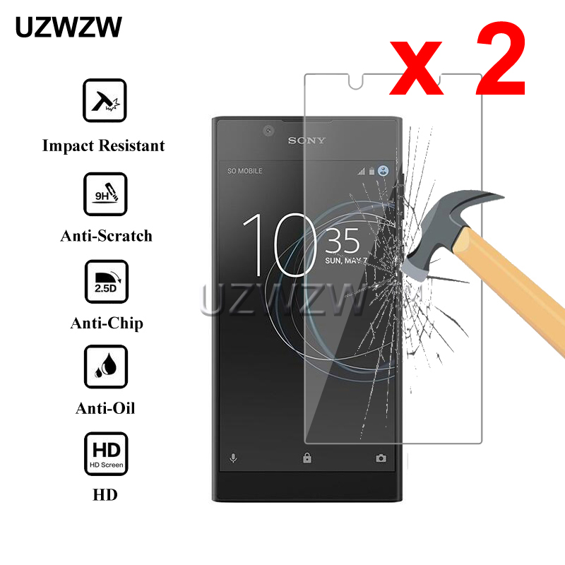 2pcs For Sony Xperia L1 C3311 C3313 L1 Dual C3312 Tempered Glass Protective Glass Film Screen Protector For Sony Xperia L1 Glass2pcs For Sony Xperia L1 C3311 C3313 L1 Dual C3312 Tempered Glass Protective Glass Film Screen Protector For Sony Xperia L1 Glass