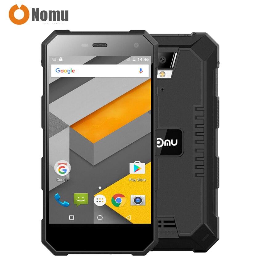 Оригинал ному S10 4 г мобильного телефона Водонепроницаемый смартфон 5,0 MTK6737T 4 ядра 2 ГБ Оперативная память 16 ГБ Встроенная память Android 6,0 Dual SIM ...