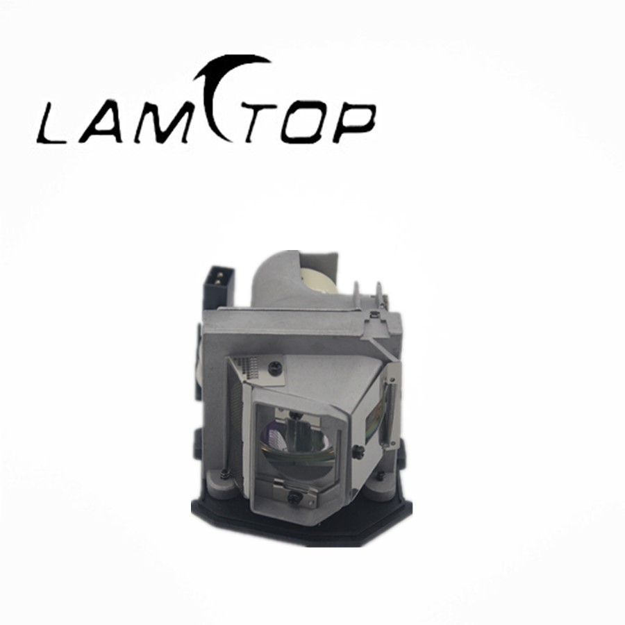 FREE SHIPPING   LAMTOP  projector lamp with housing  BL-FU185A  for  HW536 projector color wheel for optoma hd80 free shipping