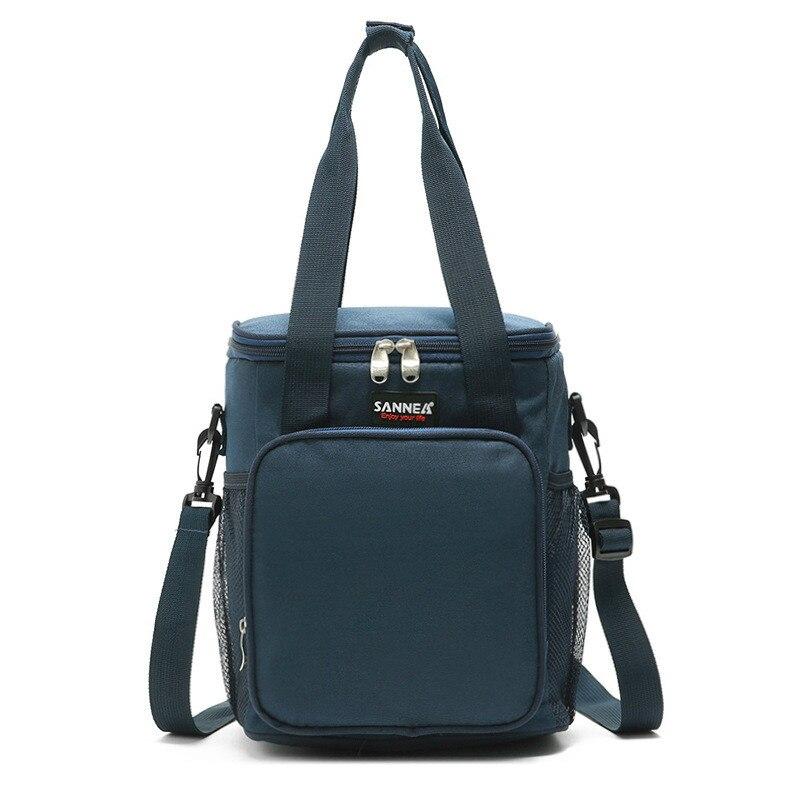 Rye Time New ice bag folding cooler bag insulation picnic backpack environmental friendly portable heat preservation bag 9L