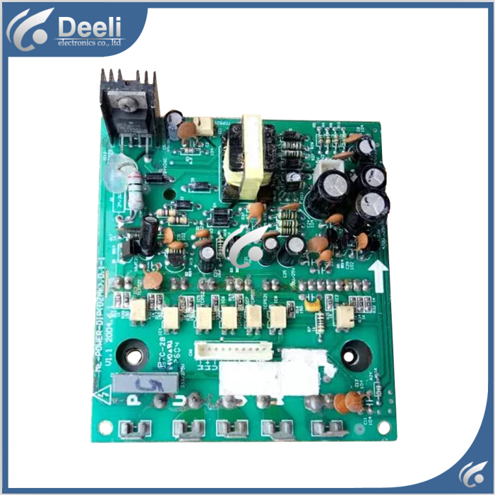 95% new used good working for  air conditioning Conversion module board Conversion module control board good working original used for power supply board led50r6680au kip l150e08c2 35018928 34011135