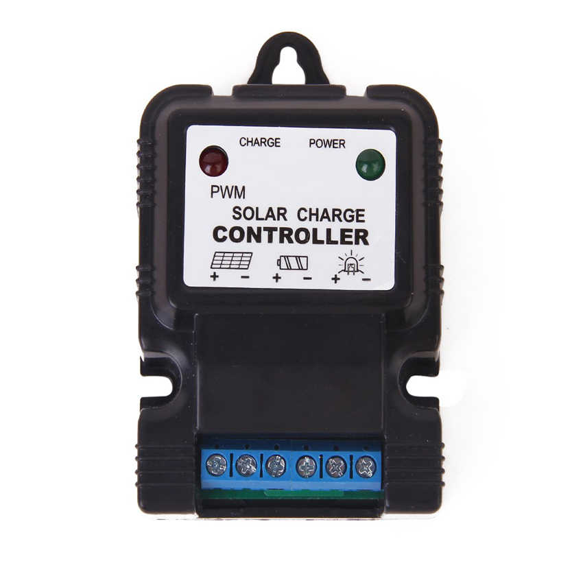 3A Solar Charger controller 6 12 3.7 7.4 11.1 12.8 v Li-Ion Lithium 18650 LiFePO4 Batterij charger Regulators PV Straat licht