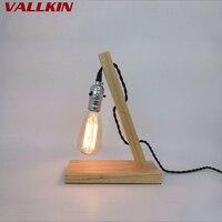 Vintage Ceramiczne Lampy Biurko Lampy Edison 40 W Osobowości Dekoracji Retro Lampy Nocne Światło dla Tabeli Światła Lamparas de mesa