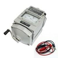 0 1000M ohm Insulation Megohm Tester Resistance Meter Megger Megohmmeter ZC25 4 1000V High quality