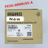 1 ano de garantia original novo na caixa FX3G-24MR/ES-A FX3G-24MT/ES-A FX3G-14MR/ES-A FX3G-14MT/ES-A FX3G-24MR/ds