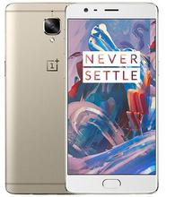 "El caso oneplus 3 tres smartphone 5.5 ""4g lte snapdragon 820 quad core 6 gb ram 64 gb rom 16mp android 6.0 touch id teléfono móvil"