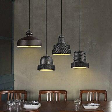 Ceramic Retro Vintage Pendant Light Fixtures Bar Caffe Loft