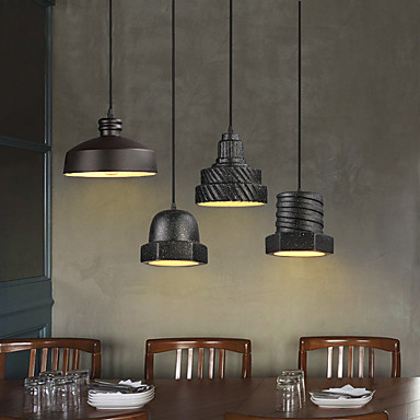 Ceramic Retro Vintage Pendant Light Fixtures Bar Caffe Loft Industrial Lighting Hanging Lamp Lampara Colgante Luminaire