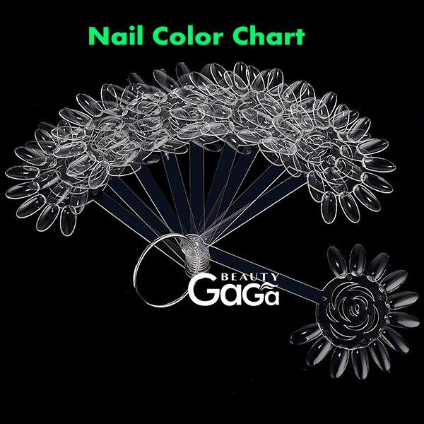 F Fbeautygaga Professional 10pcs Set Clear Natural Color Abs
