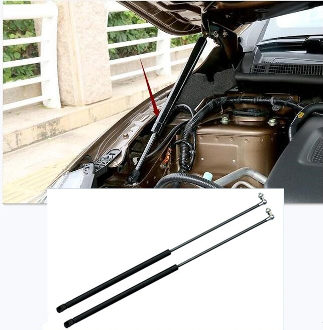 FIT FOR <font><b>NISSAN</b></font> <font><b>QASHQAI</b></font> J11 <font><b>2014</b></font>-2019 <font><b>ACCESSORIES</b></font> CAR BONNET HOOD GAS SHOCK STRUT LIFT SUPPORT CAR STYLING image