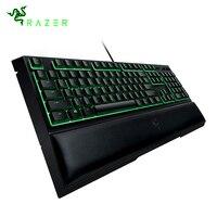 Razer Ornata мембраны Gaming Keyboard 104 клавиш средней высоты колпачки запястий зеленый Blacklight клавиатура для планшета/ноутбука /Desktop