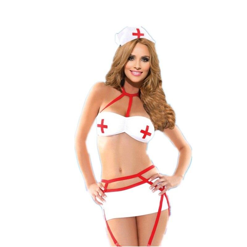 Doctor in White Bra
