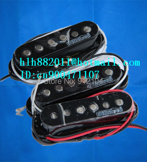 free shipping new single wave electric guitar pickup in black wk-8208 free shipping wilkinson lic vintage single coil pickup fit mwvsn m b