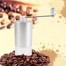 Tuansing Manual Ceramic Coffee Grinder Washable Ceramic core Home Kitchen Mini Manual Handmade Coffee Grinder Grinding Machine