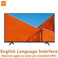 Xiaomi tv 4A 32 дюйма 1366x768 телевизор 64 бит четырехъядерный искусственный интеллект 1 ГБ 4 ГБ Smart tv