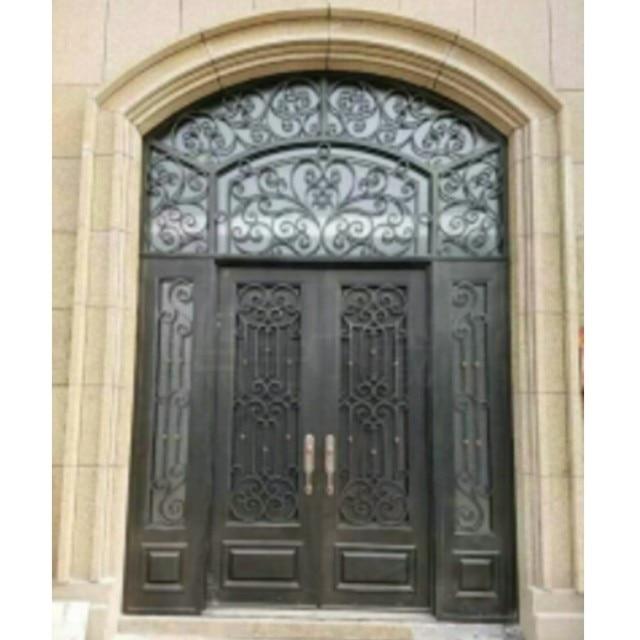 metal glass double entry doors luxury double entry doors