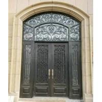 redstone iron door wrought iron doors in houston tx