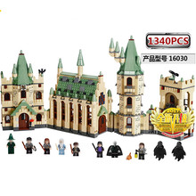 DHL IN Stock LEPIN 16030 1340pcs Harry Potter Hogwart's Castle Building Blocks Kit Set Building Blocks Bricks Toys Fit For 4842