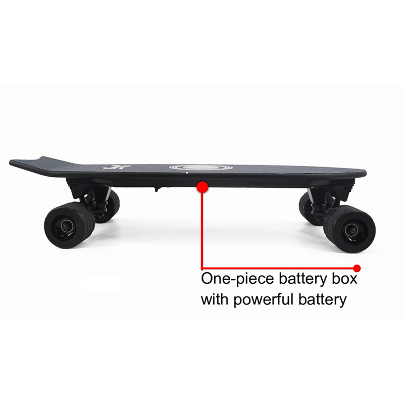 Image 5 - New Electric Skateboards with Music Lightweight Scooter E Skateboard E Bicycle Lithium Battery Powered for Adult-in Skate Board from Sports & Entertainment