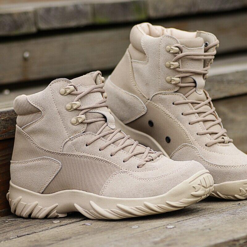 Preto Sapato Ankle Tactico Do Boots Tático Black De Homens Masculino Especial Força Outono Militar Sapatos Botas Inverno Exército Combate O1wnRqB4a