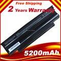 5200 mah m511r bateria j1knd para dell inspiron m501r n3010 n3110 n4010 n4050 n4110 n5010 n5010d n5110 n7010 n7110