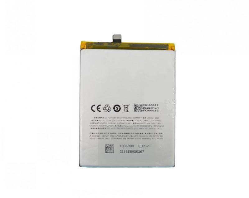 4100mAh New BS25 Battery For MEIZU M3X Meilan Max S685M S685M Dual SIM S685Q S685Q SIM TD-LTE Li-ion Polymer Batterie