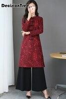 2019 new aodai vietnam long cheongsam dress for women traditional clothing ao dai dresses oriental dress
