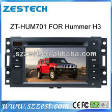 ZESTECH Hummer H3 Car DVD Player with Touch Screen GPS Bluetooth ipod Dual Zone Steering Wheel Control