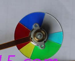 Projector Color Wheel For OPTOMA XE2305 DX550 OPX3540
