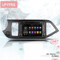 Android 9.0 4GB RAM Octa Core Car DVD Player GPS Navigation Radio Stereo for KIA PICANTO MORNING 2011 2012 2013 2014 2015 2016