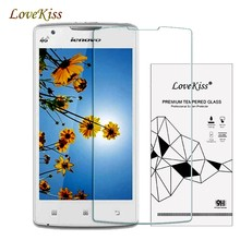 0.26mm 9H Explosion-proof Premium HD Tempered Glass For Lenovo A1000 A 1000 A2800 4.0Inch Screen Film Case Protector Protective(China)