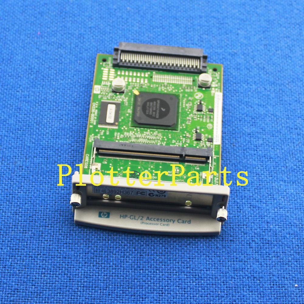CH336 80001 Main logic PC board for HP DesignJet 510 plotter parts Original Used
