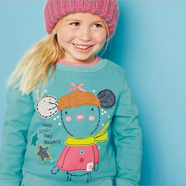 Richu Bayi Kaus Untuk Anak Perempuan Katun Lucu Dicetak T Shirt