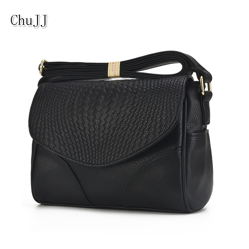 High Quality Fashion Women Messenger Bags Genuine Leather Cowhide Women Small Bag Ladies Handbags Female Crossbody Shoulder Bags aibkhk cowhide genuine leather women speedy bags crossbody bag female fashion shoulder for women s handbags clutch leopard bag