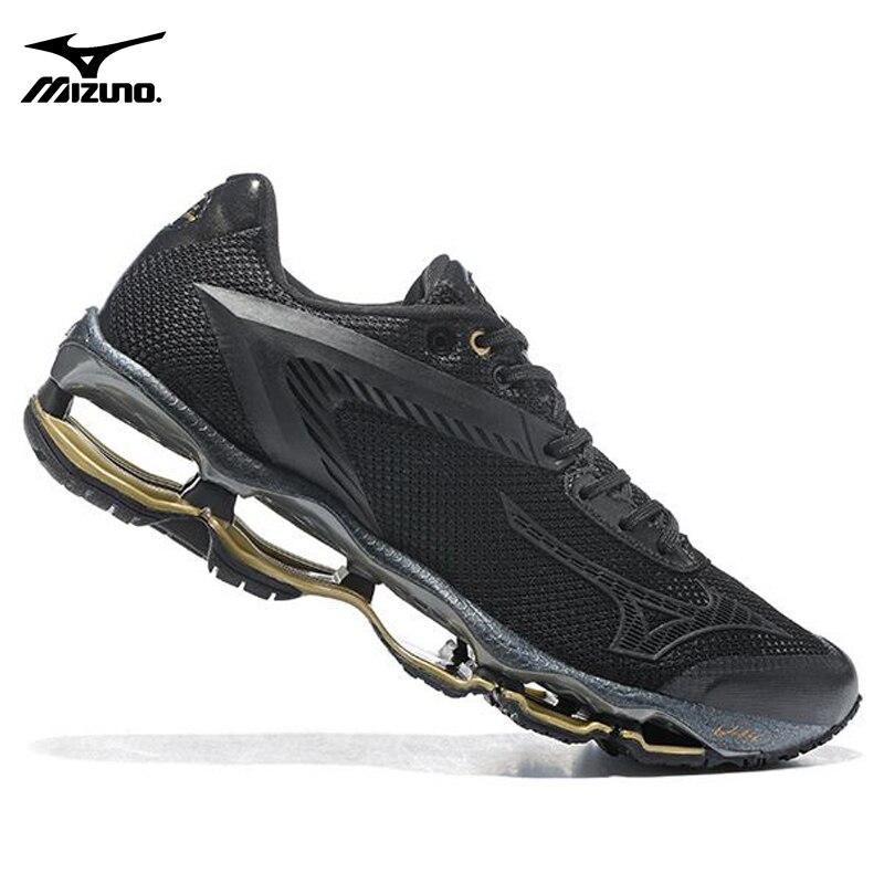 New Mizuno Men Shoes Sneakers Sports Shoes Running Shoes Mizuno WAVE W E TENJIN J1GR15670140 Weightlifting