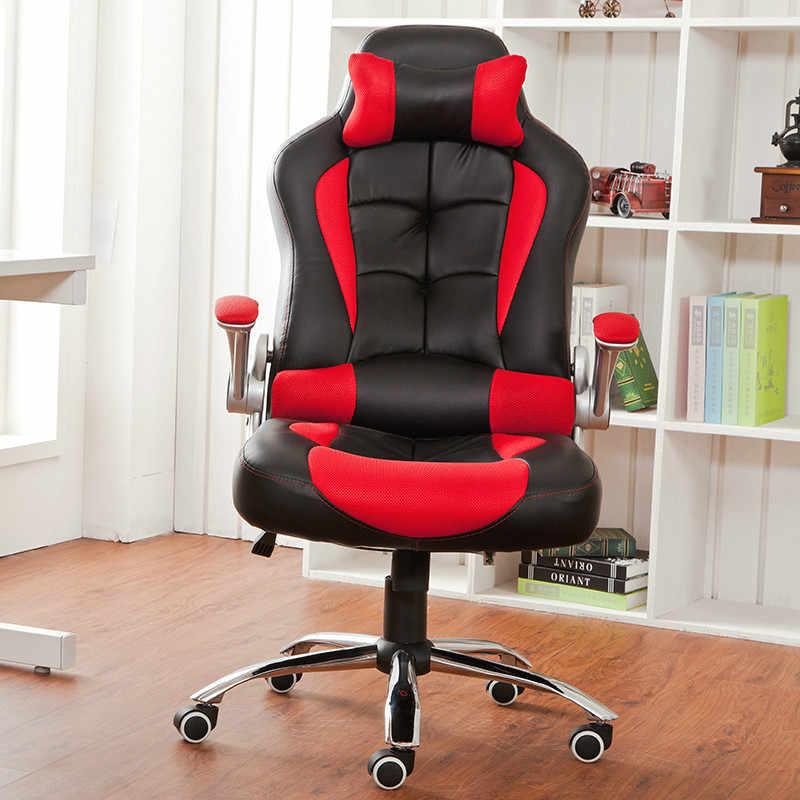 Wysokiej jakości krzesło biurowe fotel kierownika z poduszka