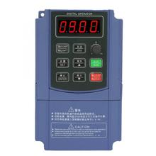 2.2KW 380V Three Phase Input Three Phase Output Frequency Converter VFD vfd coolclassic inverter converter 380v 7 5kw inverter three phase power warranty 18 month