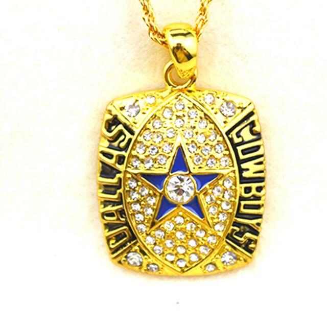 Mens necklace dallas cowboys championship necklace pendant for mens necklace dallas cowboys championship necklace pendant for fans aloadofball Gallery