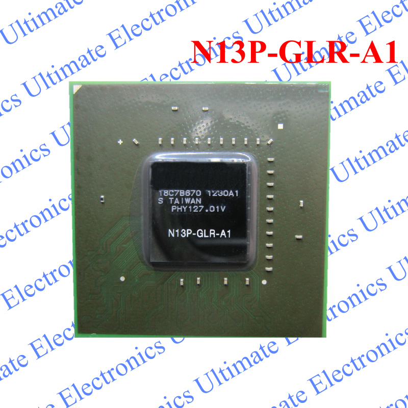 ELECYINGFO Used N13P-GLR-A1 N13P GLR A1 BGA chip tested 100% work and good quality