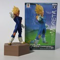 Dragon Ball Z Action Figure Vegeta PVC Figure 140MM DXF Dragon Ball Vegeta Model Toy Figuras Anime DBZ Esferas Del Dragon Figure