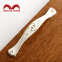 10 PcsGold Ivory handle deluxe continental retro clothes modern minimalist small cupboard doors drawer handles(C.C:96mm H:146mm)