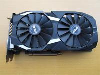 ASUS RX580 4G graphics card used 90%new ,