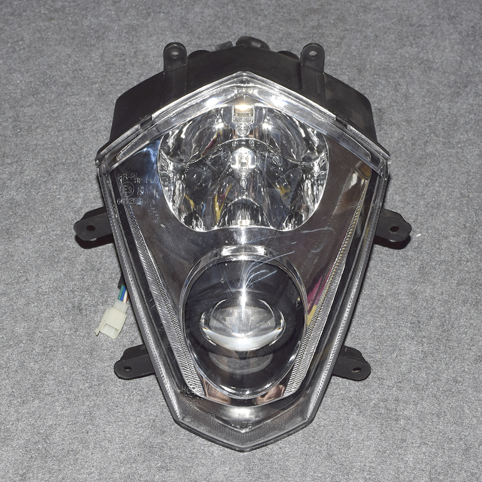 headlight of LX300ATV/LONCIN 300CC ATV/QUAD поршень loncin gn300