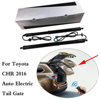 For CHR Smart Car Auto Electric Tail Gate Lift for Toyota CHR 2016 Control Set Height Avoid Pinch