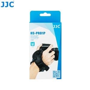 Image 5 - JJC DSLR كاميرا اليد قبضة حزام شريط للرسغ ث/U لوحة حامل لنيكون D850 D810 D750 D610 D7500 D7200 D7100 D5600 D5500 D3500