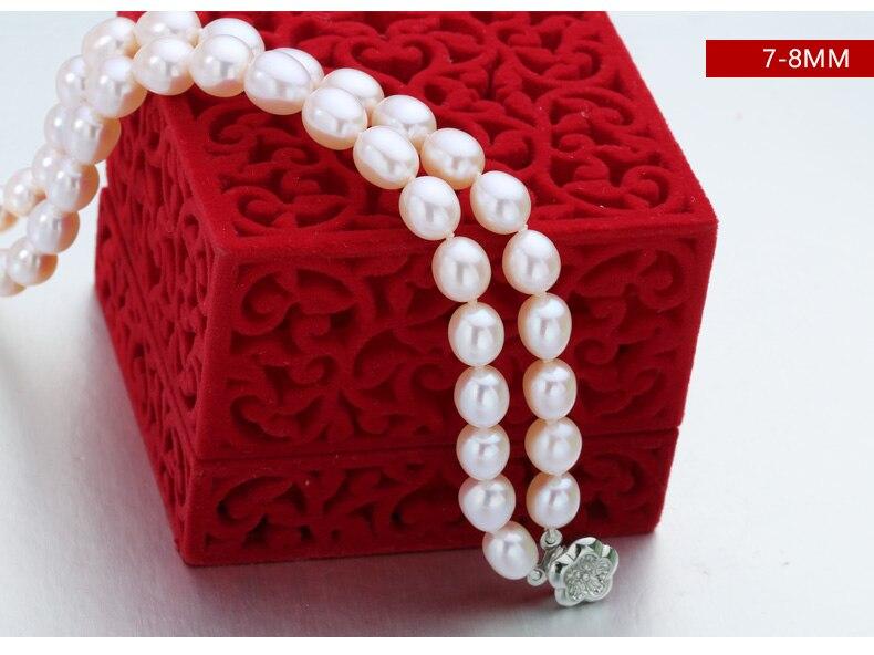 freshwater pearl bracelet jewelry 55